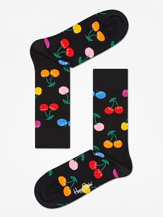 Ponožky Happy Socks Cherry (black/multi)