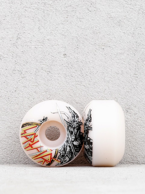 Kolečka Spitfire No Mercy (white)