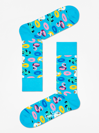 Ponou017eky Happy Socks Pool Party (blue/multi)