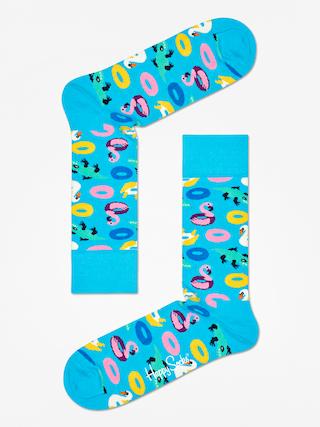 Ponou017eky Happy Socks Pool Party (blue/multi)