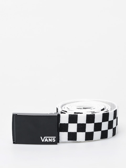 Pásek Vans Long Depster Web (black/white)