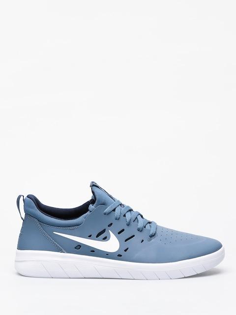 Boty Nike SB Nyjah Free (thunderstorm/white obsidian)
