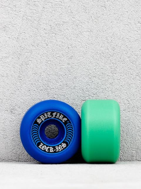 Kolečka Spitfire F4 99 Lockin Mashup (blue/teal)