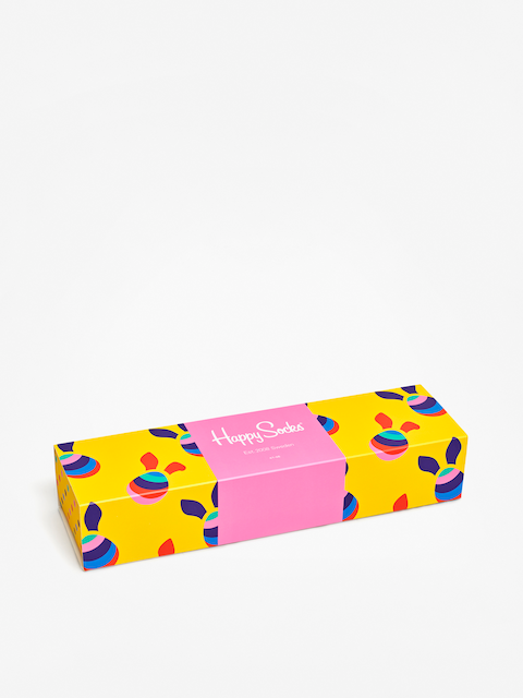 Ponožky Happy Socks Giftbox 3Pk Easter