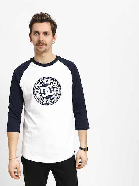 Tričko DC Research 3/4 Raglan