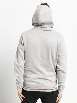 Mikina s kapucí DGK Bristol Custom HD (grey)