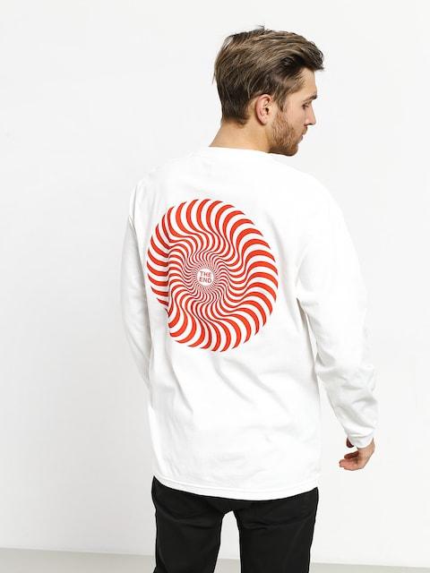 Triko Spitfire Classic Swirl (white/red)