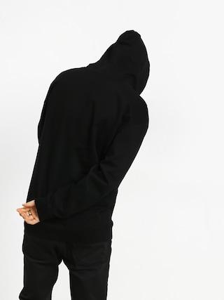 Mikina s kapucí DGK Heads Up HD (black)