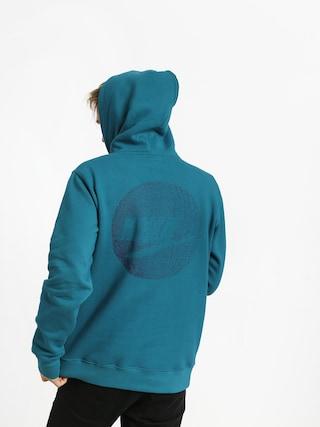 Mikina s kapucí Koka Fake Ball HD (blue)
