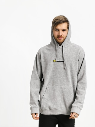 Mikina s kapucí Koka Testdrive HD (grey)