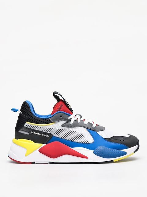 Boty Puma Rs X Toys (puma white/puma royal/high risk red)