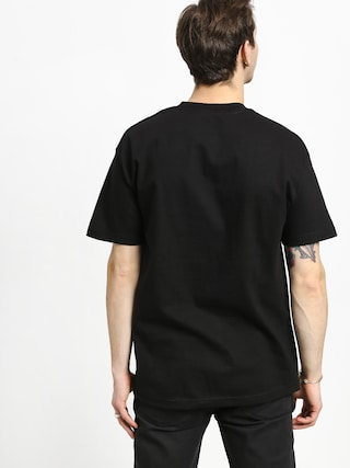 Tričko DGK Mind Trap (black)