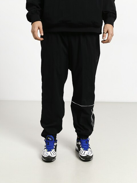 Kalhoty Nike SB Sb Track Swoosh (black/white/white)