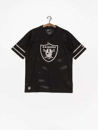 Tričko New Era Team Logo Oversized Oakland Raiders (black)