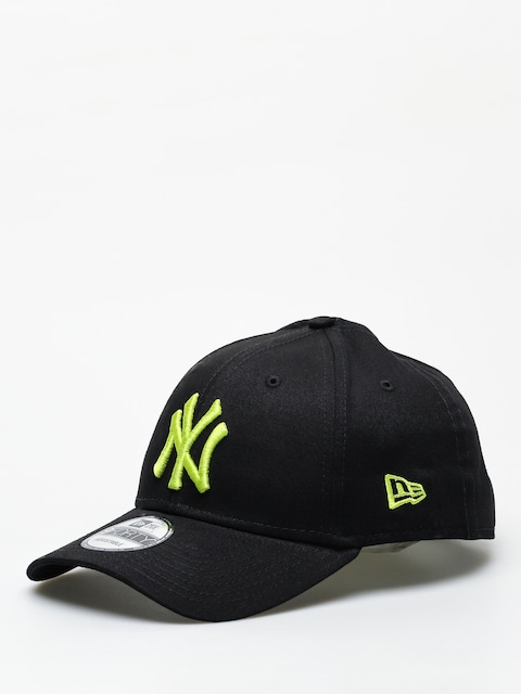 Kšiltovka  New Era 9Forty League Essential New York Yankees ZD (black/cyber green)