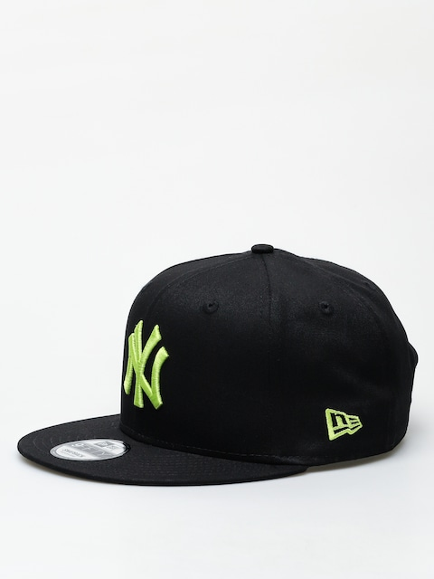 Kšiltovka  New Era 9Fifty League Essential New York Yankees ZD (black/cyber green)