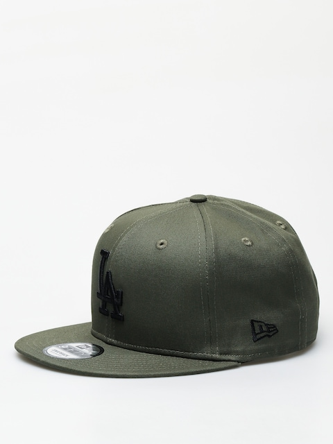 Kšiltovka  New Era 9Fifty League Essential Los Angeles Dodgers ZD (new olive/black)