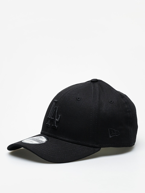 Kšiltovka  New Era 9Forty Snapback Los Angeles Dodgers ZD (black/black)