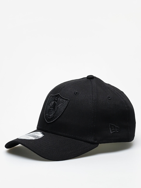 Kšiltovka  New Era 9Forty Snapback Oakland Raiders ZD (black/black)