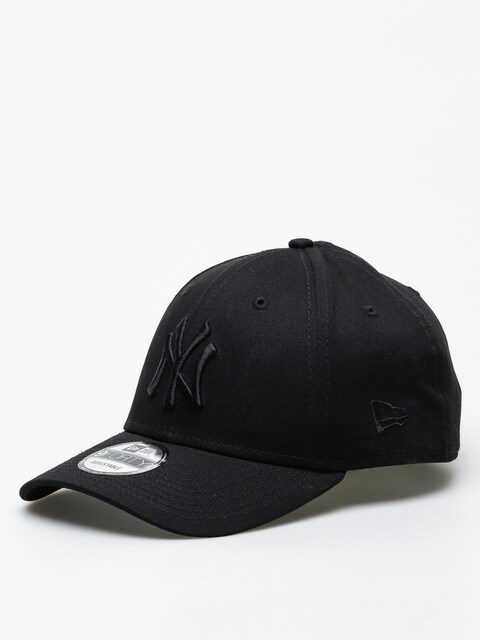Kšiltovka  New Era 9Forty Snapback New York Yankees ZD (black/black)