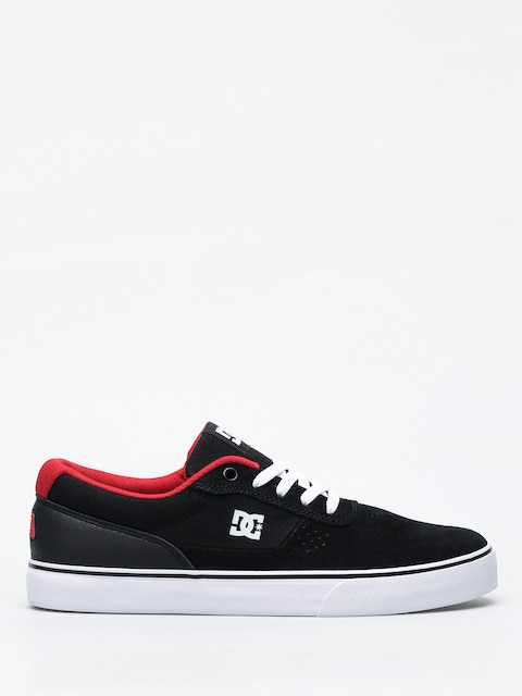 Boty DC Switch (black/athletic red)