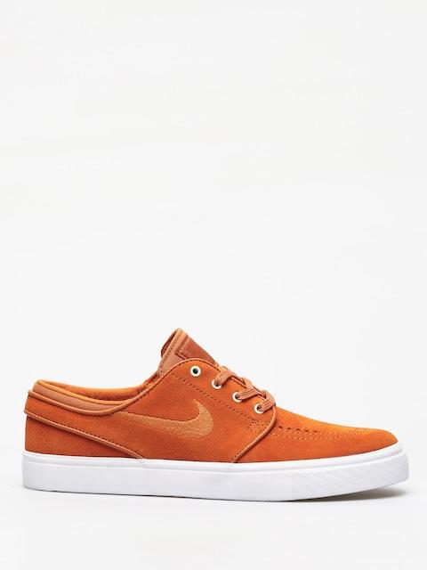 Boty Nike SB Zoom Stefan Janoski (cinder orange/cinder orange white)