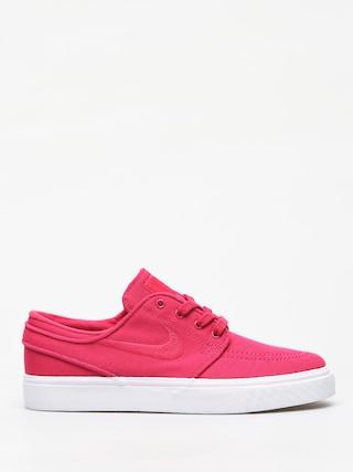 Boty Nike SB Stefan Janoski Canvas (rush pink/rush pink gum yellow)