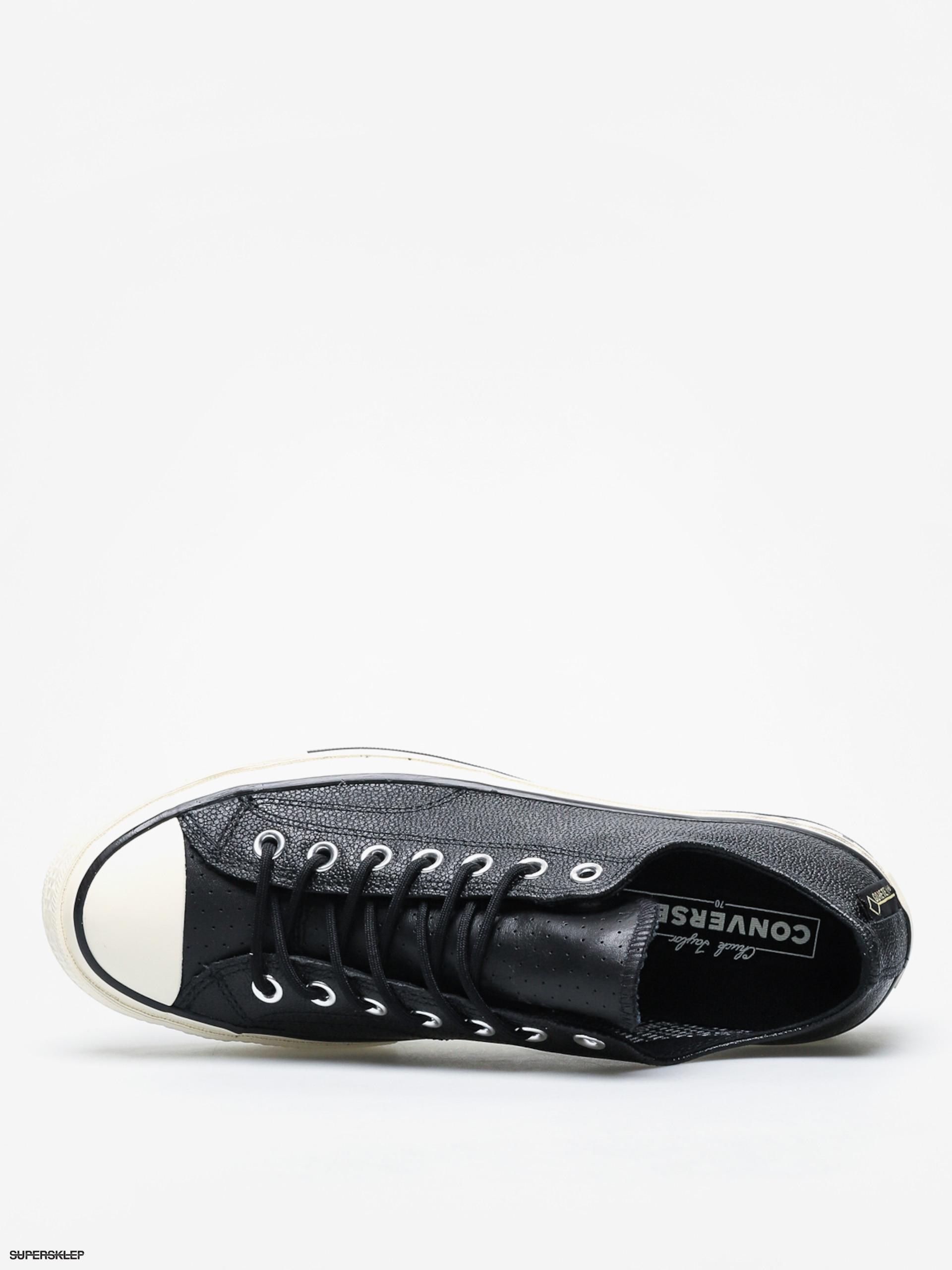 464f4c42a Tenisky Converse Chuck 70 Goretex Ox (black/black/egret)