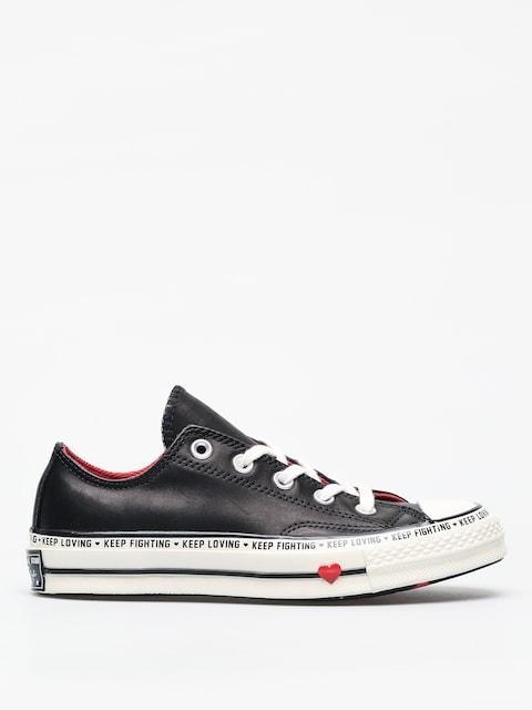 Tenisky Converse Chuck 70 Ox (black/sedona red/egret)