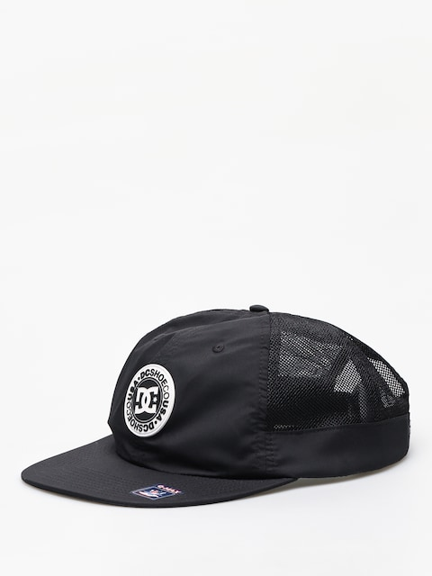 Kšiltovka  DC Harsh Pocket (black)
