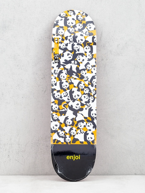 Deska Enjoi Panda Pile Up (orange)