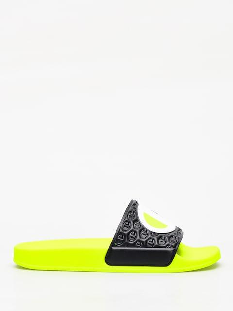 Plážovky Champion Premium Slide M Evo (nny/yellow)