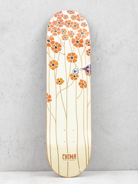 Deska Real Chima Poppyfields (beige)