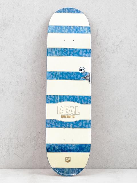Deska Real Busenitz Cheetah (beige/navy)