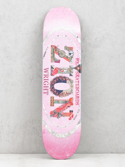 Deska Real Zion C And P Oval (pink)