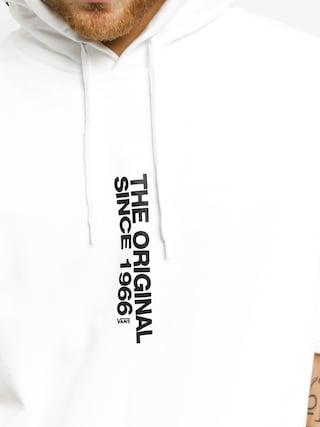 Mikina s kapucí Vans Otw Distort HD (white)