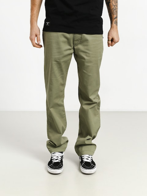 Kalhoty Vans Authentic Chino Pro (oil green)