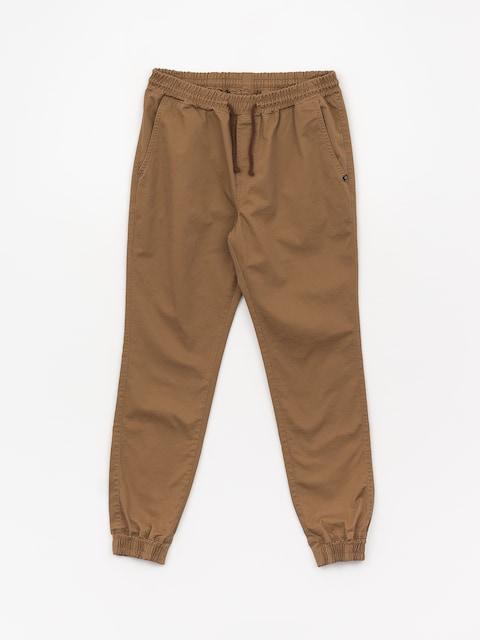 Kalhoty Malita Jogger (beige flr)