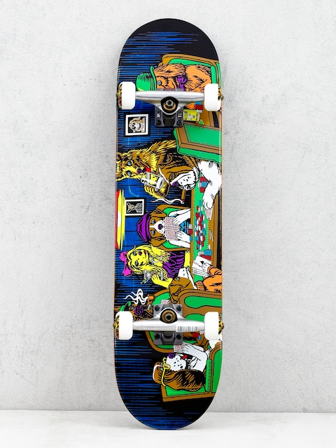 Skateboard Almost Dog Poker Premium