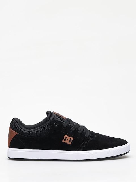 Boty DC Crisis (black/brown/black)