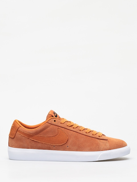 Boty Nike SB Blazer Low Gt (cinder orange/cinder orange obsidian)