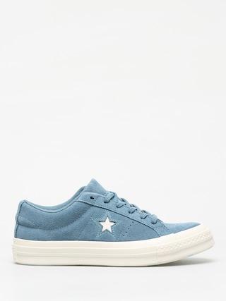 Tenisky Converse One Star Ox (celestial teal/celestial teal)