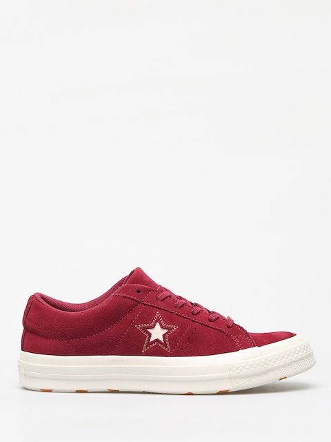 Tenisky Converse One Star Ox (rhubarb/field orange/egret)