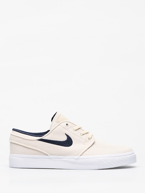 Boty Nike SB Stefan Janoski Canvas (light cream/obsidian white obsidian)
