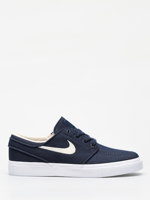 Boty Nike SB Stefan Janoski Canvas (obsidian/light cream white light cream)
