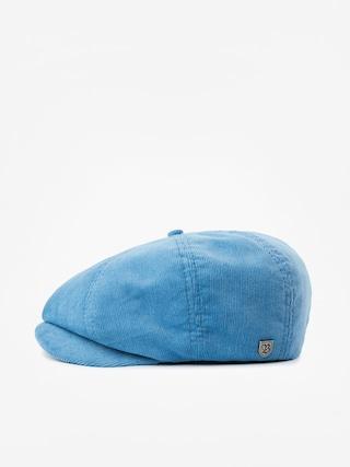 Klobouk s ku0161iltem Brixton Brood Snap ZD (orion blue)