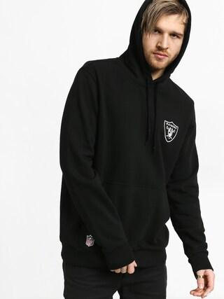 Mikina s kapucí New Era Team Logo Oakland Riders HD (black)