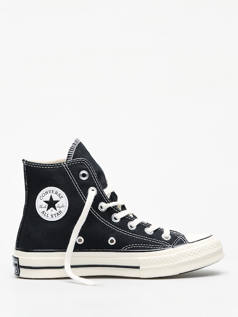 Tenisky Converse Chuck 70 Hi (black/black/egret)