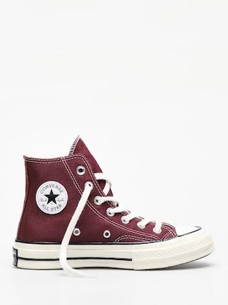 Tenisky Converse Chuck 70 Hi (dark burgundy/blac)
