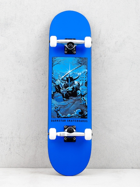 Skateboard Darkstar Clean Grave (blue)